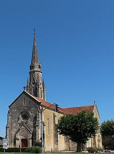 L'Église St Jacques